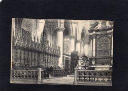 "54477    Belgio,  Malines,  Interieur De  L""Eglise  St-Rombaut,  NV - Mechelen"