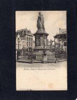 """54478    Belgio,  Malines,  Statue De Marguerite D""""Autriche,  NV - Mechelen"""