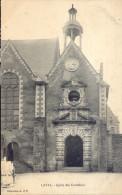 Laval Eglise Des Cordeliers - Laval