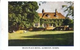 SUSSEX - ALFRISTON - DEANS PLACE HOTEL Sus526 - England