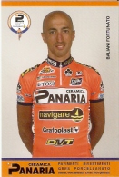 40/FG/15 - SPORT - CICLISMO: Fortunato Baliani (Panaria) - Cyclisme