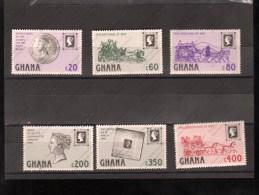 GHANA - Correo Postal