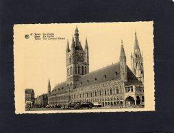 54490    Belgio,    Ypres,  Les  Halles,  NV - Ieper