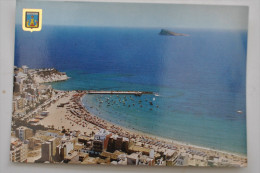 BENIDORM VUE AERIENNE - Alicante