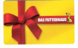 Germany - Allemagne - Futterhaus - Dog - Hund - Animal - Carte Cadeau - Carta Regalo - Gift Card - Geschenkkarte - Treuekarten