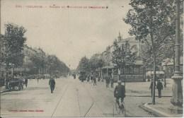 200 -  TOULOUSE. - Entrée Du Boulevard De Strasbourg - Toulouse