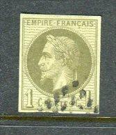 Superbe N° 7 - Napoléon III