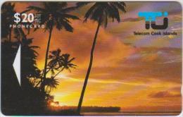 COOK ISLANDS - SUNSET - Cook Islands