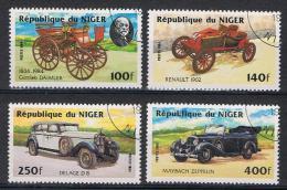 Niger Y/T 644 / 647 (0) - Niger (1960-...)