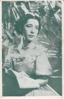Japan, Unknown Famous Woman Reading Mazazine, C1920s Vintage Postcard - Giappone