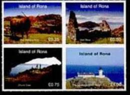 Lighthouses Local, Island Of Rona 2003, Imperf MNH 12349 - Fari
