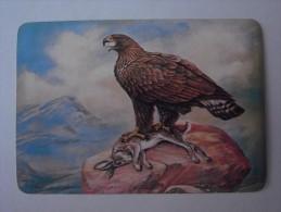 1 CALENDAR CALENDARIO CALENDRIER KALENDER SMALL - ANIMAL AVE P�SSARO PASSARO BIRD OISEAU UCCELLO P�JARO PAJARO VOGEL