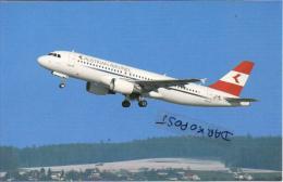 Airbus A320 Aerei Aircraft Austrian Airines A 320  Airlines Avion Aviation Aiplane A.320 - 1946-....: Moderne