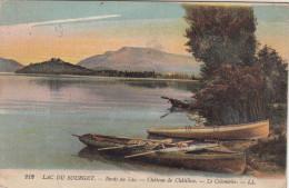 CPA  Lac Du Bourget, Bords Du Lac, Château De Châtillon, Le Colombier (pk18847) - Aix Les Bains