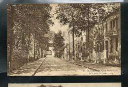Carte écrite En 1925  Rte Provinciale Et Le Pont Du Luxembourg - Ottignies-Louvain-la-Neuve