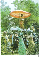 Ghana  Chieftancy Pageantry  The Newly Appointed A-Bo (Chief) - Ghana - Gold Coast