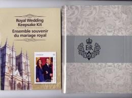 CANADA. 2012.  QE11,  The Regal Collection For The 6 Folders Of   DIAMOND JUBILEE , Has A Bonus Inside - Collezioni
