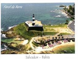 (6699 M+S) Lighthouse - Phare De Barra - Leuchttürme