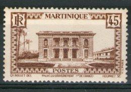 N° 143* - Martinique (1886-1947)