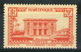 N° 154** - Martinique (1886-1947)