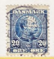 DENMARK   66   (o) - 1905-12 (Frederik VIII)