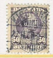 DENMARK   68   (o) - 1905-12 (Frederik VIII)