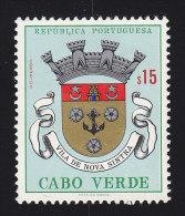 CAPE VERDE - Scott #309 Arms Of Nova Sintra (*) / Mint H Stamp - Isola Di Capo Verde