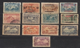 Libanon 13v Used (1stamp = Thin) (21951) - Libanon