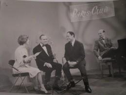 Charles DUMONT  Invité De PARIS-CLUB - Célébrités