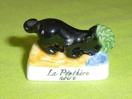 Fèves / Animaux : La Panthère Noire     T61 - Animali