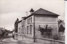 CPSM MILLY SUR AISNE AISNE L ECOLE 1962 - Other Municipalities
