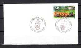 """1994 Enveloppe Commémorative """" SALON DU TIMBRE 1994  / PARIS Du 15 Au 24-1994 """" N° YT PA 323. Parfait état. FDC - Sin Clasificación"""