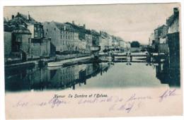 Namur, La Sambre Et L'Ecluse (pk20432) - Namur
