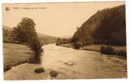 Lorcé, L'Amblève Vue Vers Stoutmont (pk20435) - Stoumont