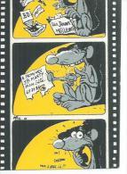 LES JOURS MEILLEURS - 8 PROMENADE J.B MARTY 34200 SETE    ( Déssin:  PTILUC  ) CETTE - Illustrateurs & Photographes