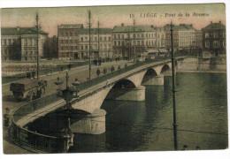 Liege, Pont De La Boverie (pk20437) - Liege