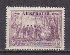 PGL CA530 - AUSTRALIE AUSTRALIA Yv N°125 * - Mint Stamps