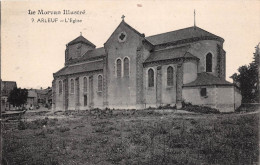¤¤  -   9   -   ARLEUF   -  L'Eglise   -   ¤¤ - France