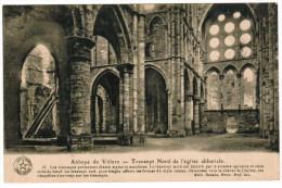 Villers La Ville, Abbaye De Villers, Transept Nord De L'Eglise Abbatiale (pk20446) - Villers-la-Ville