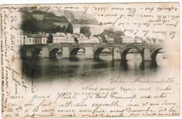 Namen, Namur, Vue De La Citadelle Et Du Pont (pk20448) - Namur