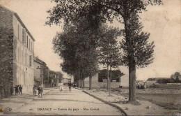 93 DRANCY  Entrée Du Pays - Rue Carnot - Drancy