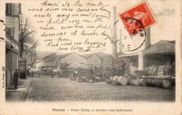 93 PANTIN  Usine Delizy Et Doistau (vue Intérieure) - Pantin