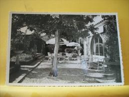 06 98 CPSM PM - CAP D'ANTIBES - HOTEL PENSION HELVETIA ET NOTRE DAME (VOIR SCANS RECTO VERSO) - Antibes