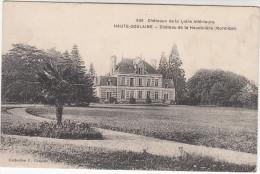 CPA Haute Goulaine, Château De La Haudinière (pk18872) - Haute-Goulaine