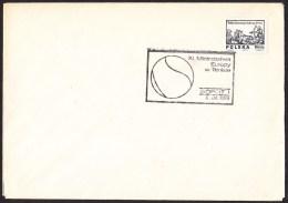 POLAND, European TENNIS Championsship 1979 - Tennis