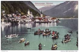 AUTRICHE SALZKAMMERGUT HALISTATT.CPA BON ETAT - Autriche