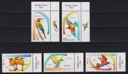 NAMIBIA, 2015, Bee-eaters Of Namibia, Birds, Oiseaux, MNH - Otros