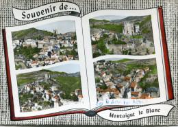 MONTAIGUT LE BLANC(PUY DE DOME) - Montaigut