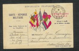 MILITARIA : CARTE EN FRANCHISE MILITAIRE 216e INFANTERIE - Guerre De 1914-18