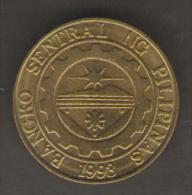 FILIPPINE 25 SENTIMO 1996 - Filippine